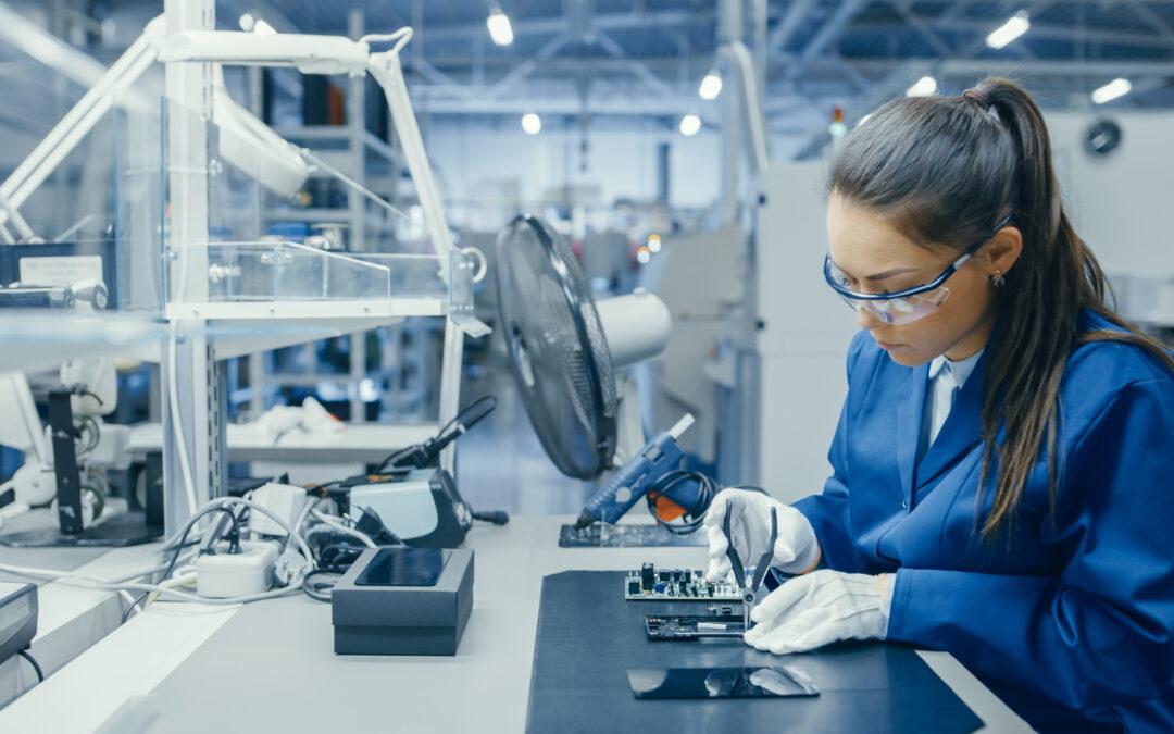 人机工程学,精益流程中的必要步骤