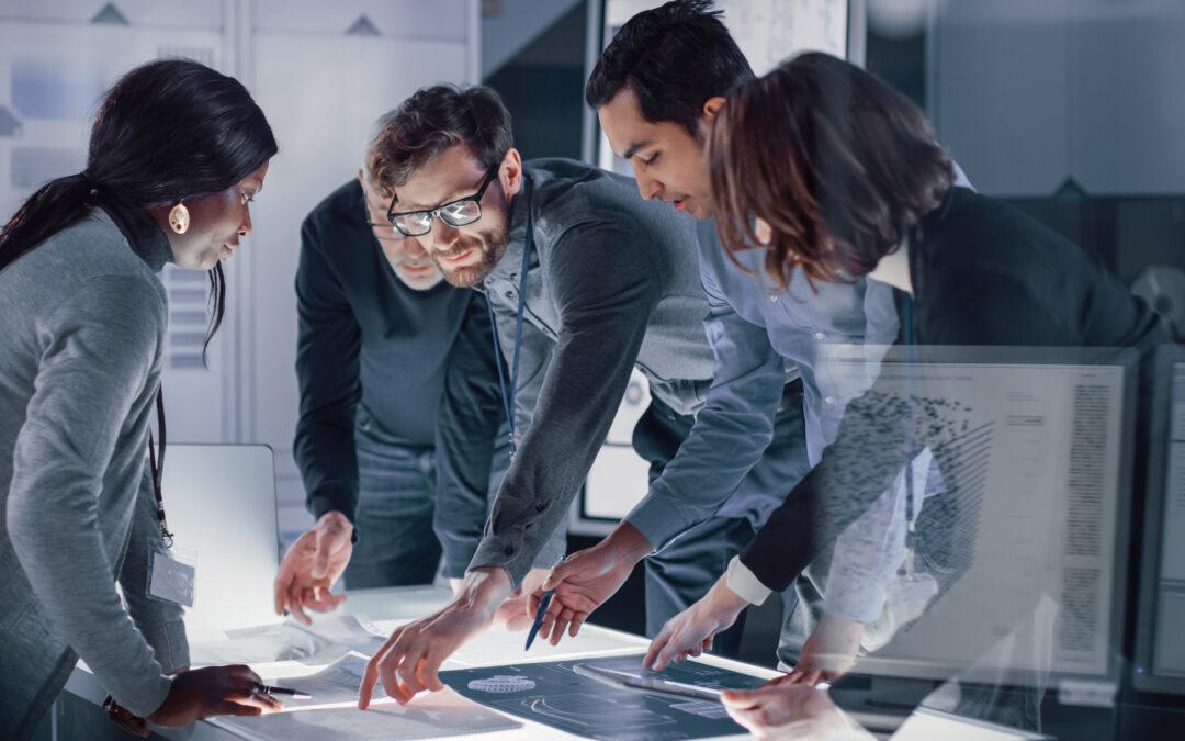 在创新的竞赛中,你如何发现未来的项目?